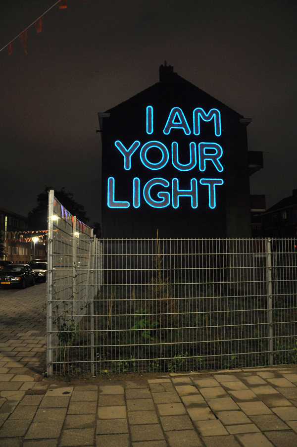 i am your light